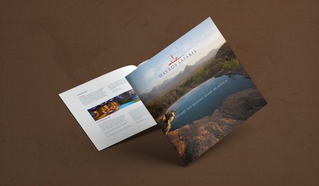Mavros Safari Broshure Booklet